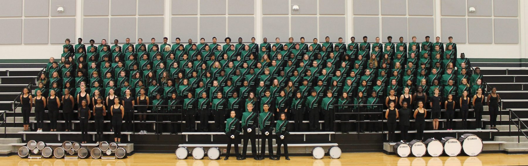 Lake Ridge High School Band