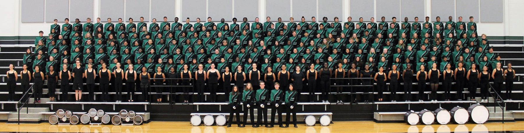 Lake Ridge High School Band